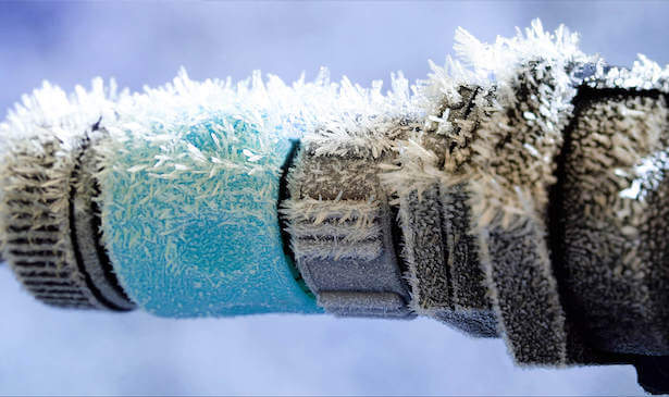 protéger ses canalisations du gel.