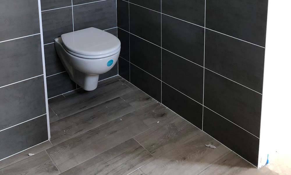 remplacer ses toilettes.