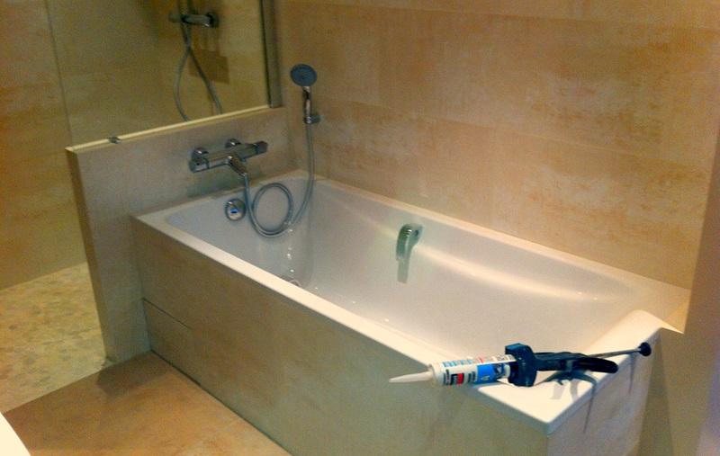 renovation salle de bain.