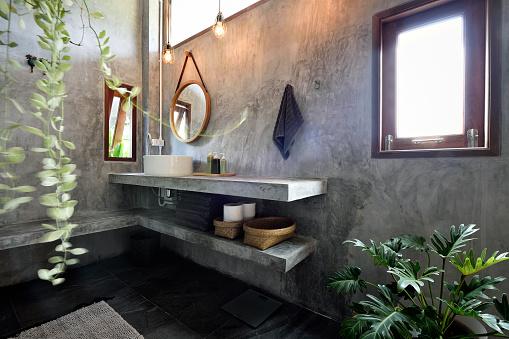 styles de salle de bain.